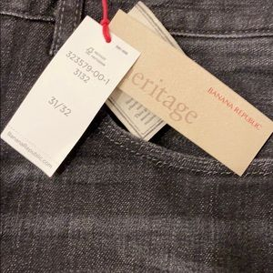 Banana Republic Jeans - Banana Republic Heritage Jeans